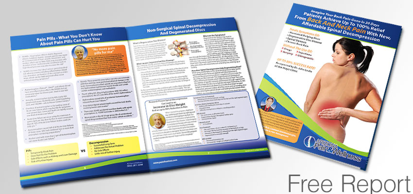 Free Report about spinal decompression's effective and back pain relief