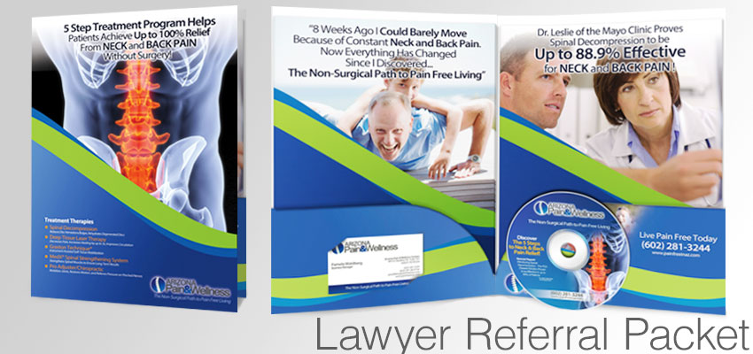 Lawyer Referral Packet
