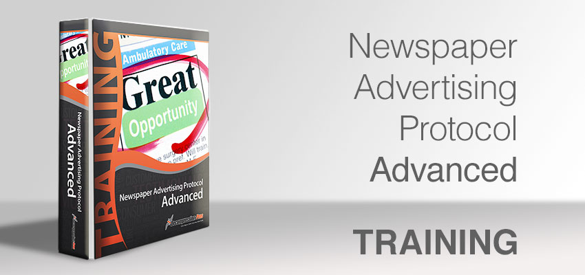 Newspaper Advertising Protocol - Advanced