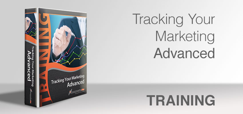 Track Your Marketing - Advanced