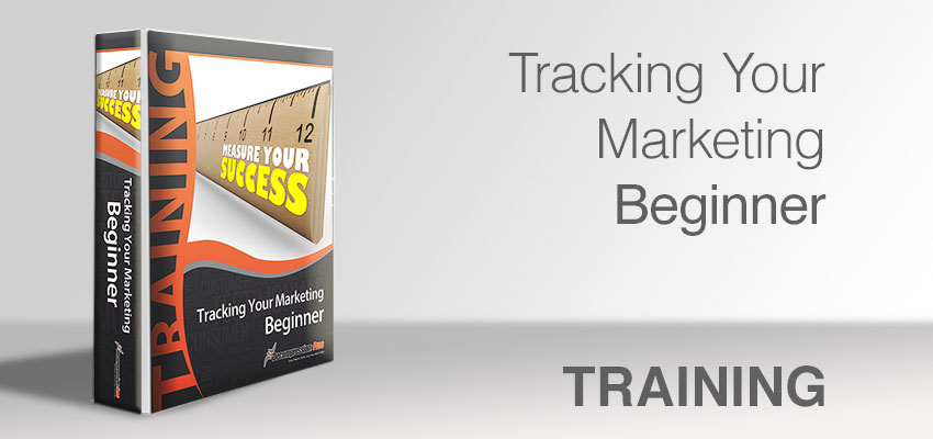Track Your Marketing - Beginner