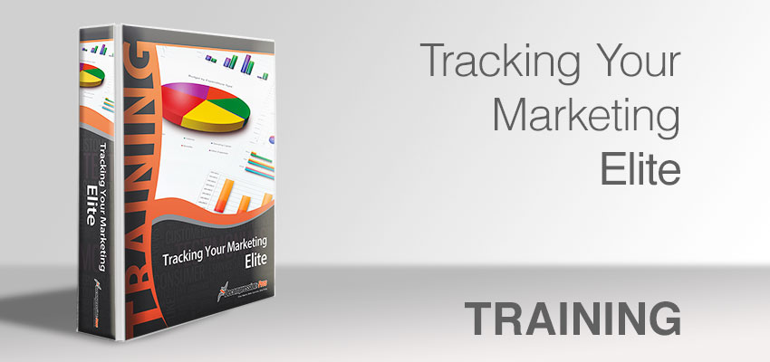 Track Your Marketing - Elite
